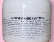 Azulene-Ginseng Light Moisture Cream
