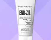 EndZit® ACNE CONTROL MASK