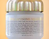 Vital Liposome Night Cream