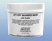 Lift-Off Seaweed Mask with Sulfur