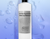 Oil-Free Eye & Face Make-up Remover