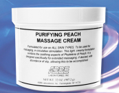 Purifying Peach Massage Cream
